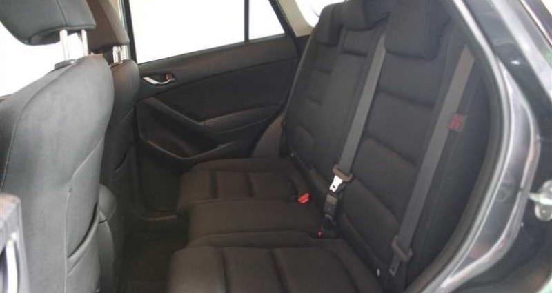 Mazda CX-5 2.2L Skyactiv-D 150 ch 4x2 Dynamique Gris occasion à SAINT FULGENT - photo n°5