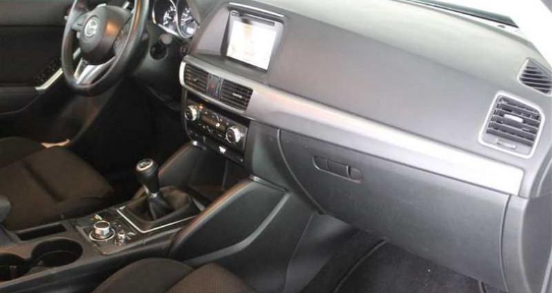 Mazda CX-5 2.2L Skyactiv-D 150 ch 4x2 Dynamique Gris occasion à SAINT FULGENT - photo n°2