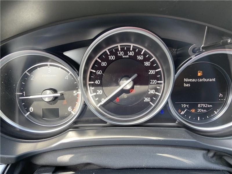 Mazda CX-5 2.2L SKYACTIV-D 150 CH 4X2 Dynamique Noir occasion à Muret - photo n°19