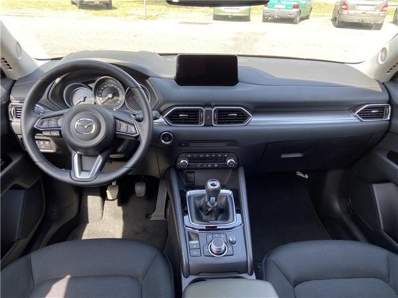 Mazda CX-5 2.2L SKYACTIV-D 150 CH 4X2 Dynamique Noir occasion à Muret - photo n°17