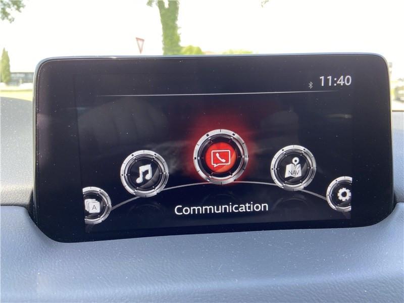 Mazda CX-5 2.2L SKYACTIV-D 150 CH 4X2 Dynamique Noir occasion à Muret - photo n°20