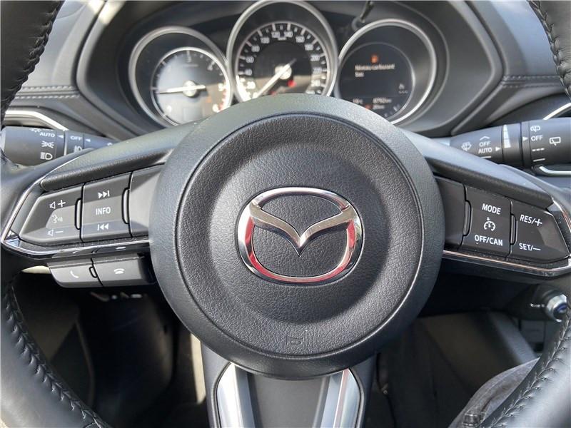 Mazda CX-5 2.2L SKYACTIV-D 150 CH 4X2 Dynamique Noir occasion à Muret - photo n°18