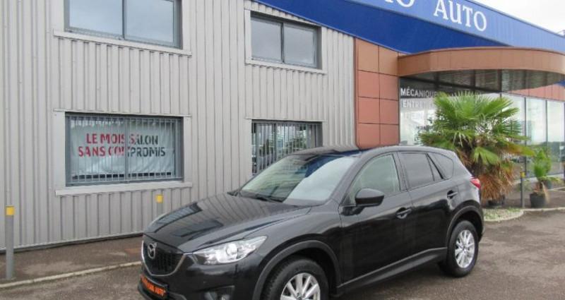 Mazda CX-5 2.2L Skyactiv-D 150 Dynamique 4x2 Noir occasion à Saint Parres Aux Tertres