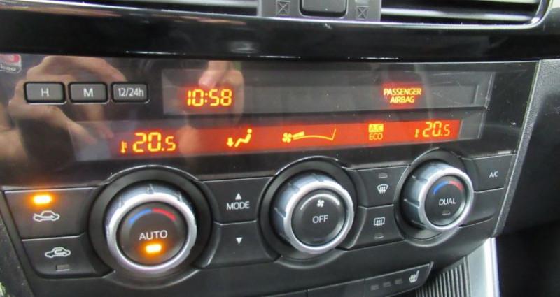 Mazda CX-5 2.2L Skyactiv-D 150 Dynamique 4x2 Noir occasion à Saint Parres Aux Tertres - photo n°7
