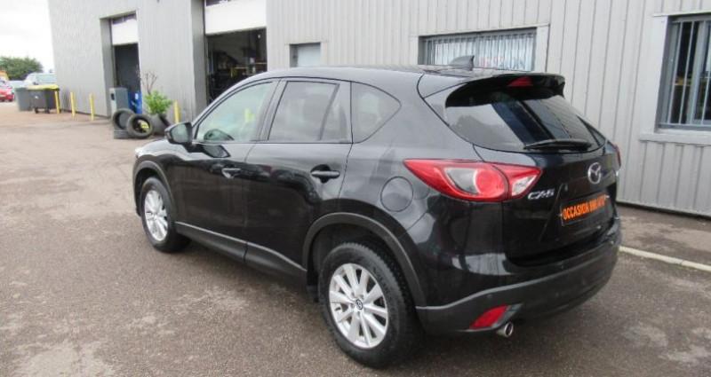 Mazda CX-5 2.2L Skyactiv-D 150 Dynamique 4x2 Noir occasion à Saint Parres Aux Tertres - photo n°4