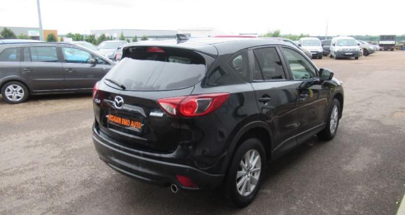 Mazda CX-5 2.2L Skyactiv-D 150 Dynamique 4x2 Noir occasion à Saint Parres Aux Tertres - photo n°3