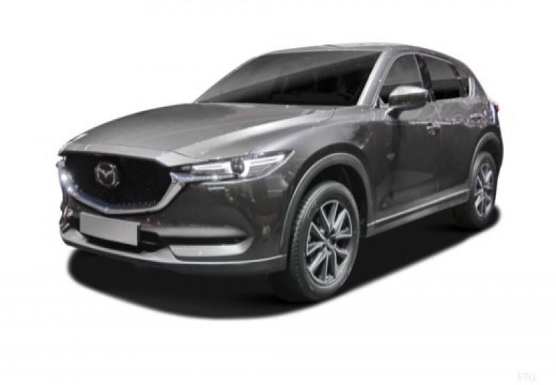 Mazda CX-5 2.5 SKYACTIV-G 194 Sélection 4x4 BVA Gris occasion à LA QUEUE-EN-BRIE