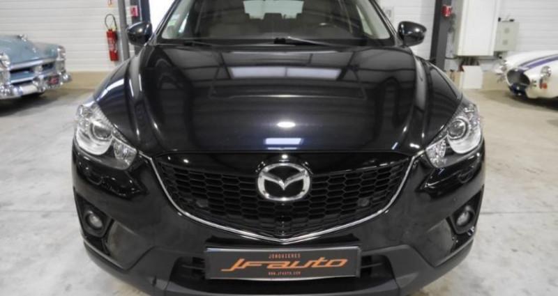 Mazda CX-5 2015 2.2L SKYACTIV-D (175ch) 4x4 BVA6 Noir occasion à Jonquières - photo n°3