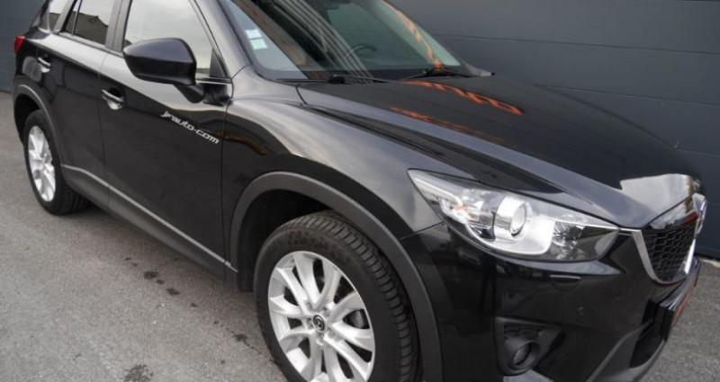 Mazda CX-5 2015 2.2L SKYACTIV-D (175ch) 4x4 BVA6 Noir occasion à Jonquières