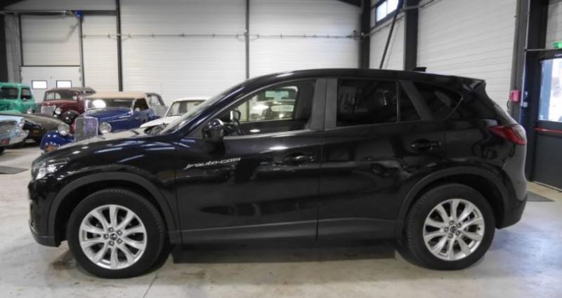 Mazda CX-5 2015 2.2L SKYACTIV-D (175ch) 4x4 BVA6 Noir occasion à Jonquières - photo n°6