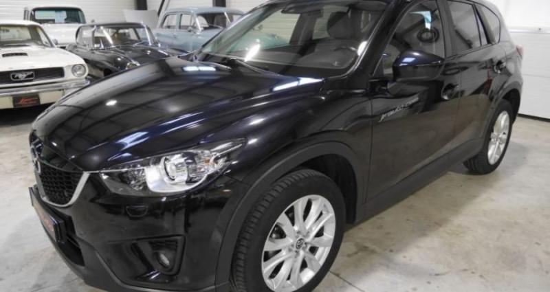 Mazda CX-5 2015 2.2L SKYACTIV-D (175ch) 4x4 BVA6 Noir occasion à Jonquières - photo n°5