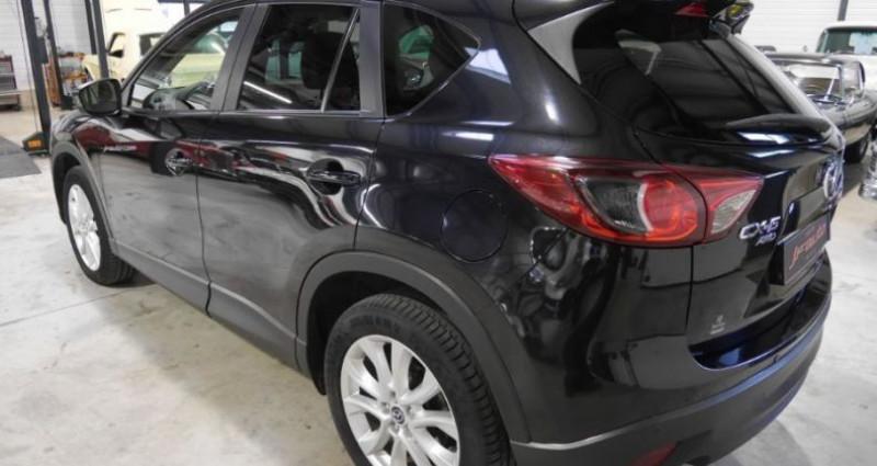 Mazda CX-5 2015 2.2L SKYACTIV-D (175ch) 4x4 BVA6 Noir occasion à Jonquières - photo n°2