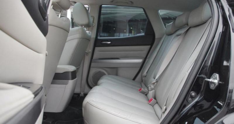 Mazda CX-7 2.2 MZR-CD 173 PERFORMANCE Noir occasion à Chambourcy - photo n°4