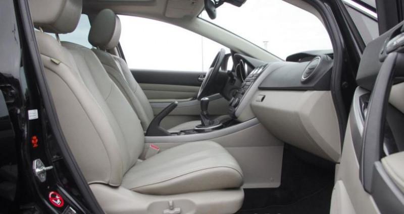 Mazda CX-7 2.2 MZR-CD 173 PERFORMANCE Noir occasion à Chambourcy - photo n°3