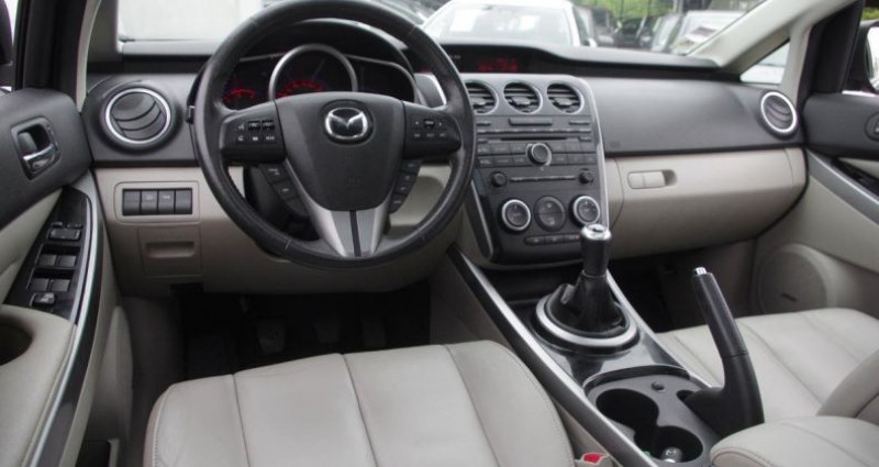 Mazda CX-7 2.2 MZR-CD 173 PERFORMANCE Noir occasion à Chambourcy - photo n°2
