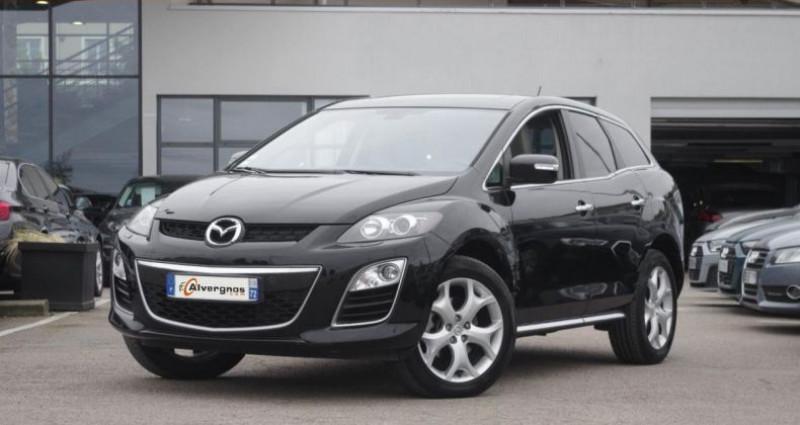 Mazda CX-7 2.2 MZR-CD 173 PERFORMANCE Noir occasion à Chambourcy
