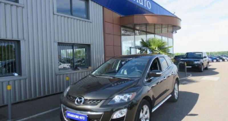 Mazda CX-7 2.2L MZR-CD Elegance Marron occasion à Saint Parres Aux Tertres
