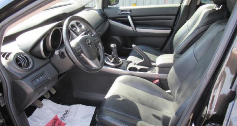 Mazda CX-7 2.2L MZR-CD Elegance Marron occasion à Saint Parres Aux Tertres - photo n°5
