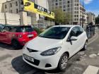 Mazda Mazda 2 1.4 MZ-CD ELEGANCE 3P Blanc à Pantin 93