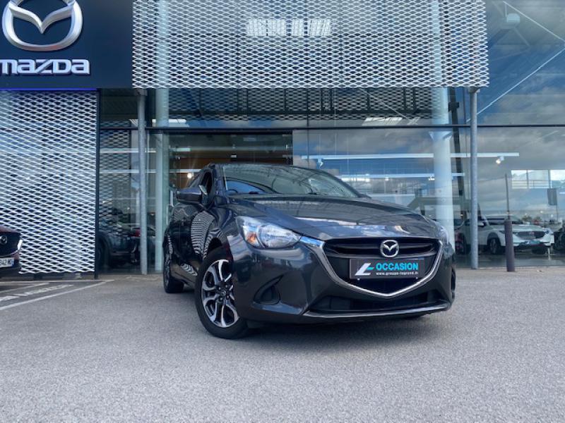 Mazda Mazda 2 1.5 SKYACTIV-G 90 Dynamique  occasion à Saint-Herblain - photo n°5