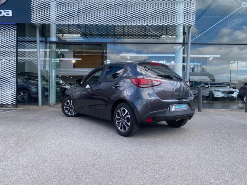 Mazda Mazda 2 1.5 SKYACTIV-G 90 Dynamique  occasion à Saint-Herblain - photo n°6