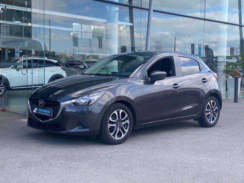 Mazda Mazda 2 1.5 SKYACTIV-G 90 Dynamique  occasion à Saint-Herblain