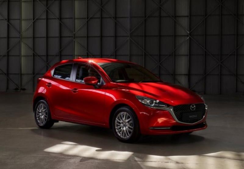 Mazda Mazda 2 1.5 SKYACTIV-G 90 Elégance Gris occasion à LA QUEUE-EN-BRIE