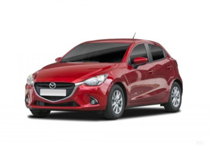 Mazda Mazda 2 1.5 SKYACTIV-G 90 Exclusive Edition BVA Gris occasion à LA QUEUE-EN-BRIE