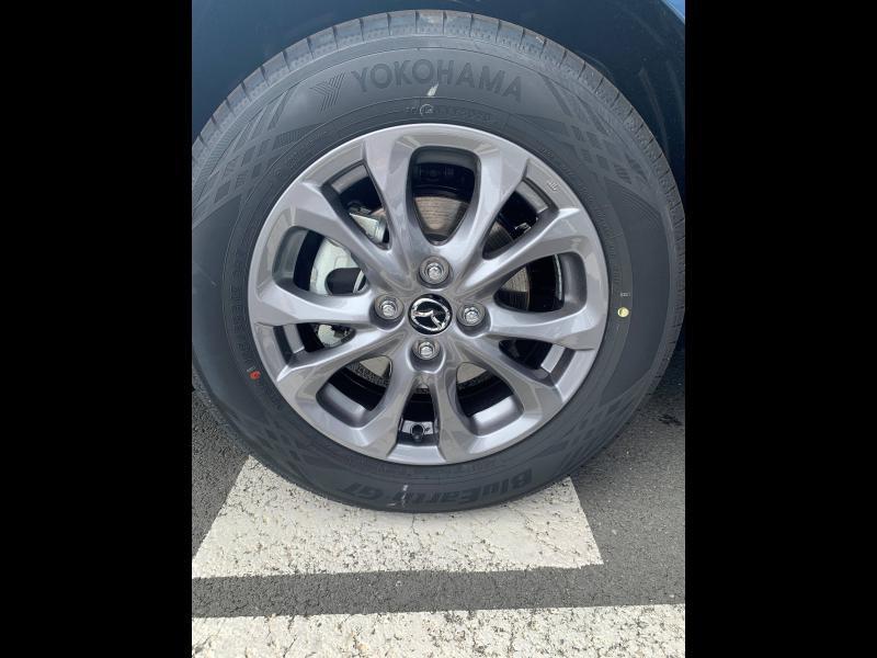 Mazda Mazda 2 1.5 SKYACTIV-G M Hybrid 90ch Elégance 5cv  occasion à Mérignac - photo n°8
