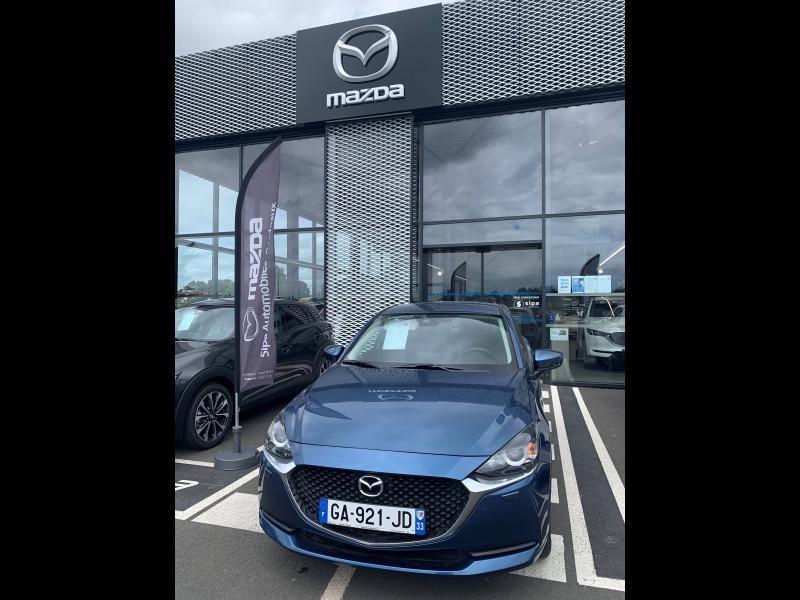 Mazda Mazda 2 1.5 SKYACTIV-G M Hybrid 90ch Elégance 5cv  occasion à Mérignac
