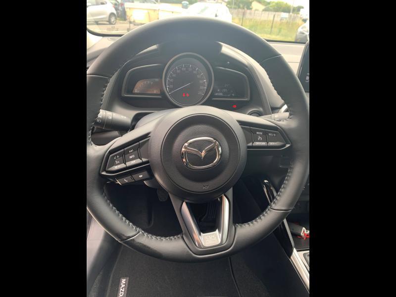 Mazda Mazda 2 1.5 SKYACTIV-G M Hybrid 90ch Elégance 5cv  occasion à Mérignac - photo n°4