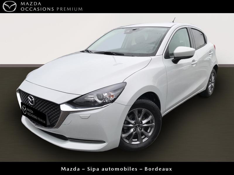 Mazda Mazda 2 1.5 SKYACTIV-G M-Hybrid 90ch Elégance  occasion à Mérignac