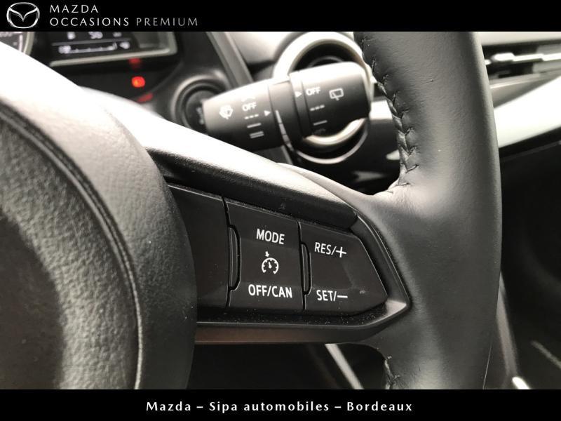 Mazda Mazda 2 1.5 SKYACTIV-G M-Hybrid 90ch Elégance  occasion à Mérignac - photo n°18
