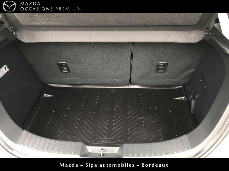 Mazda Mazda 2 1.5 SKYACTIV-G M-Hybrid 90ch Elégance  occasion à Mérignac - photo n°5