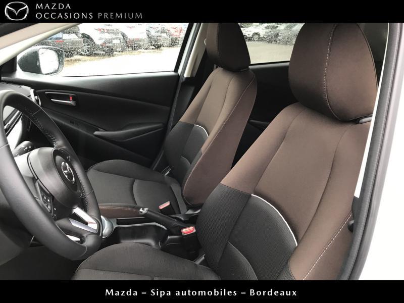 Mazda Mazda 2 1.5 SKYACTIV-G M-Hybrid 90ch Elégance  occasion à Mérignac - photo n°8