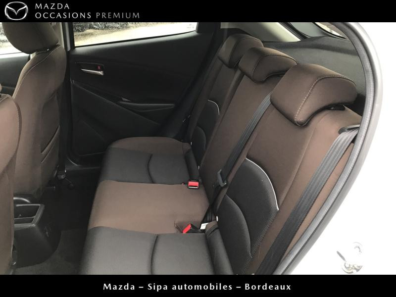 Mazda Mazda 2 1.5 SKYACTIV-G M-Hybrid 90ch Elégance  occasion à Mérignac - photo n°9