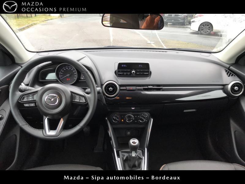 Mazda Mazda 2 1.5 SKYACTIV-G M-Hybrid 90ch Elégance  occasion à Mérignac - photo n°7