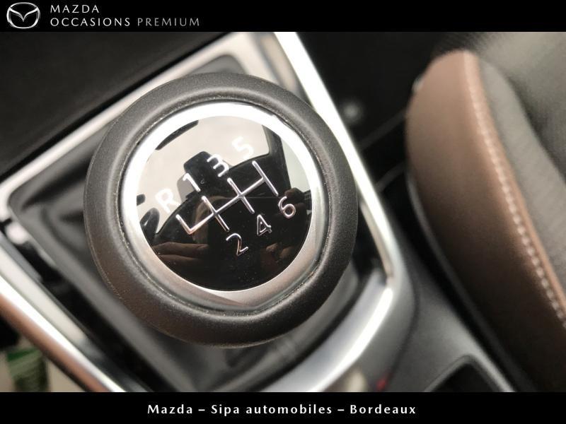 Mazda Mazda 2 1.5 SKYACTIV-G M-Hybrid 90ch Elégance  occasion à Mérignac - photo n°15