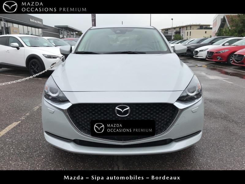 Mazda Mazda 2 1.5 SKYACTIV-G M-Hybrid 90ch Elégance  occasion à Mérignac - photo n°2