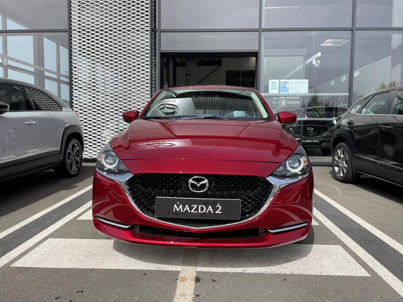 Mazda Mazda 2 1.5 SKYACTIV-G M-Hybrid 90ch Sélection 5cv  occasion à Mérignac - photo n°2