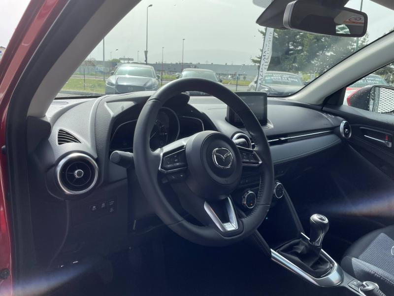Mazda Mazda 2 1.5 SKYACTIV-G M-Hybrid 90ch Sélection 5cv  occasion à Mérignac - photo n°4