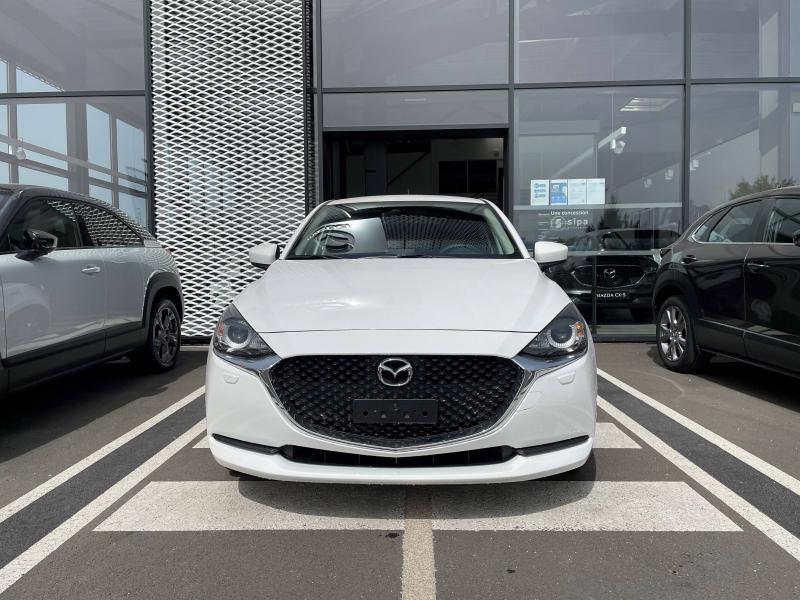 Mazda Mazda 2 1.5 SKYACTIV-G M-Hybrid 90ch Sélection 5cv Blanc occasion à Mérignac