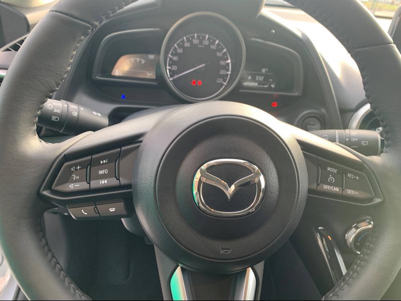 Mazda Mazda 2 1.5 SKYACTIV-G M-Hybrid 90ch Signature 5cv  occasion à Mérignac - photo n°5
