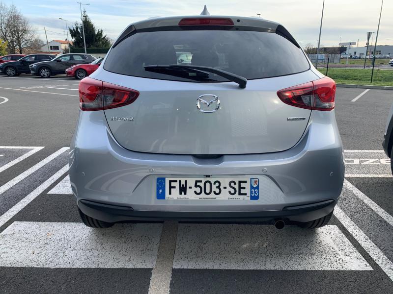 Mazda Mazda 2 1.5 SKYACTIV-G M-Hybrid 90ch Signature 5cv  occasion à Mérignac - photo n°12