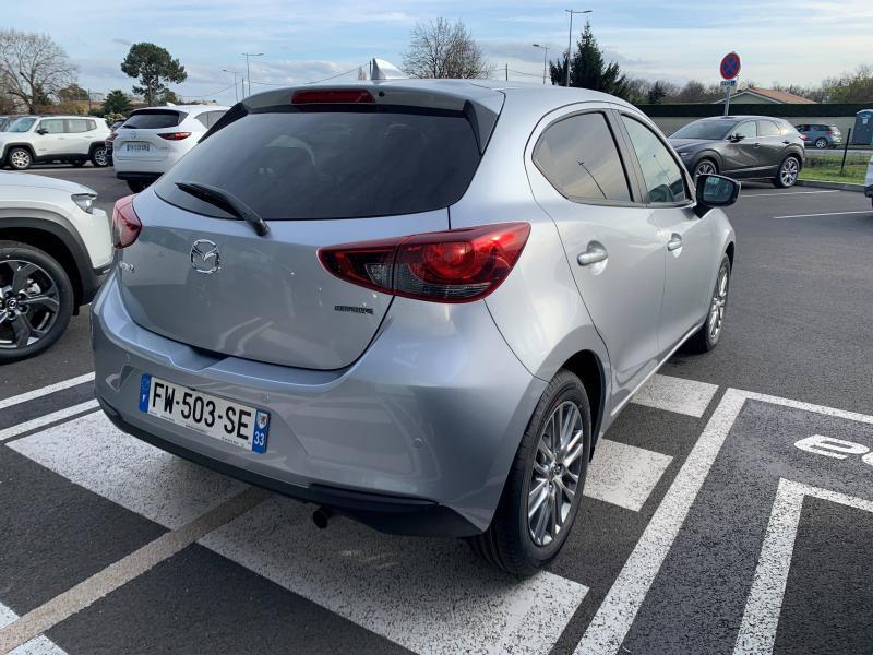 Mazda Mazda 2 1.5 SKYACTIV-G M-Hybrid 90ch Signature 5cv  occasion à Mérignac - photo n°11