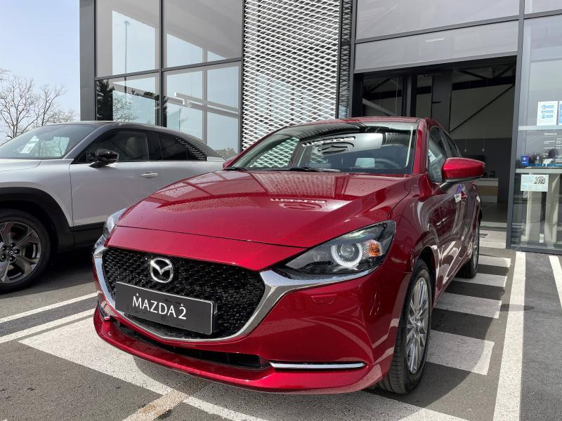 Mazda Mazda 2 1.5 SKYACTIV-G M Hybrid 90ch Signature 5cv  occasion à Mérignac