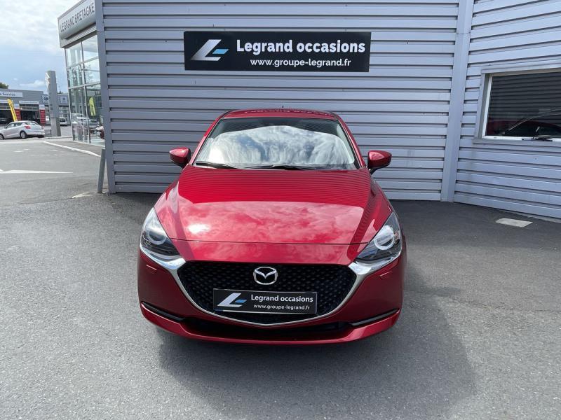 Mazda Mazda 2 1.5 SKYACTIV-G M-Hybrid 90ch Signature 5cv  occasion à Saint-Brieuc - photo n°2