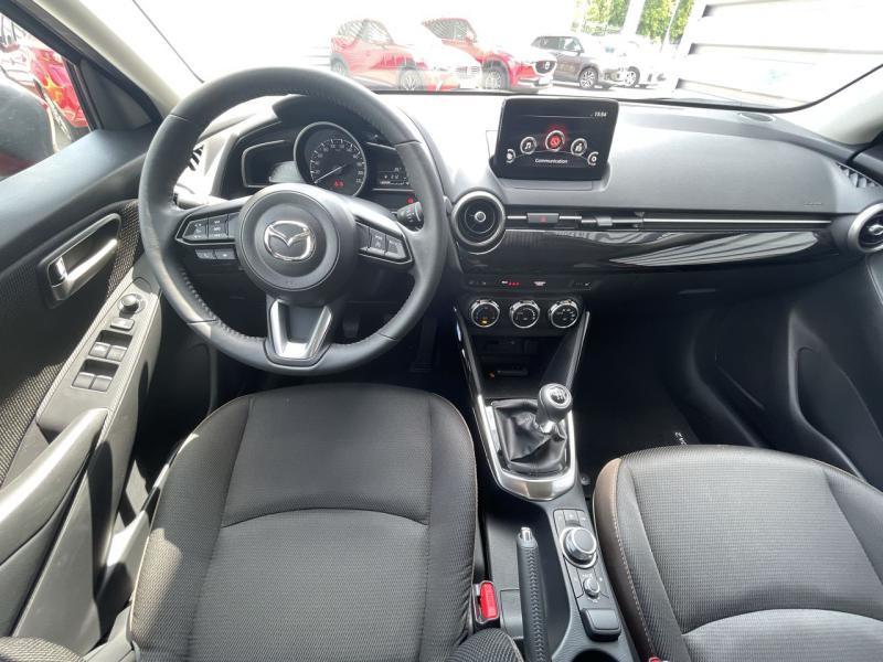 Mazda Mazda 2 1.5 SKYACTIV-G M-Hybrid 90ch Signature 5cv  occasion à Saint-Brieuc - photo n°7
