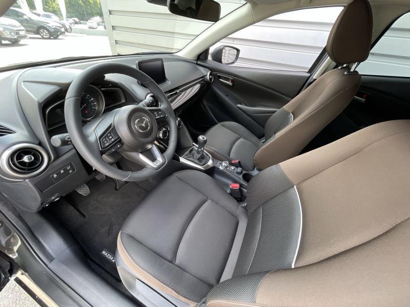 Mazda Mazda 2 1.5 SKYACTIV-G M Hybrid 90ch Signature 5cv  occasion à Saint-Brieuc - photo n°8