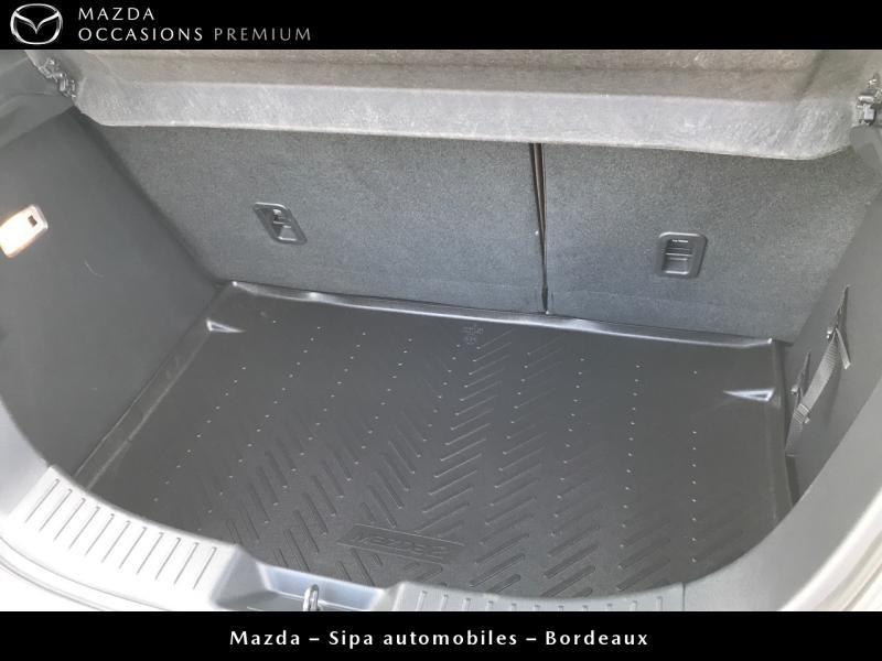 Mazda Mazda 2 1.5 SKYACTIV-G M-Hybrid 90ch Signature Blanc occasion à Mérignac - photo n°17